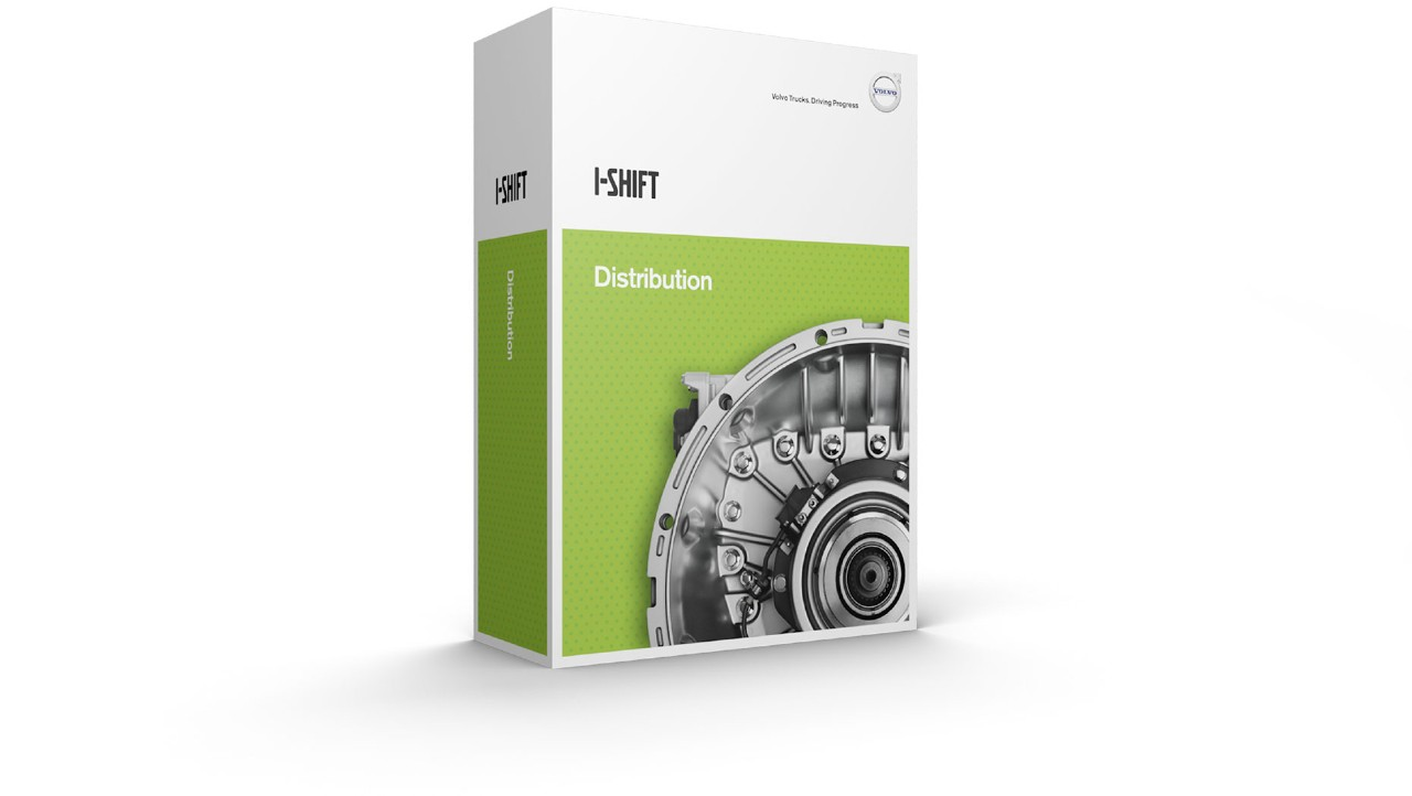 Volvo I-shift upgrade software distribution global