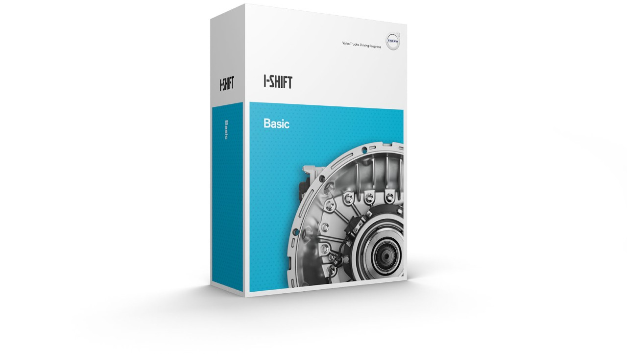 Volvo I-shift upgrade software basic global