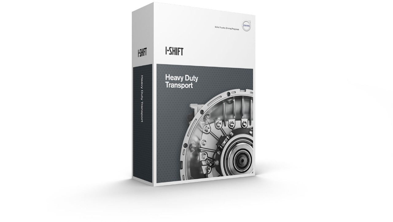 Volvo I-shift upgrade software heavy duty transport global